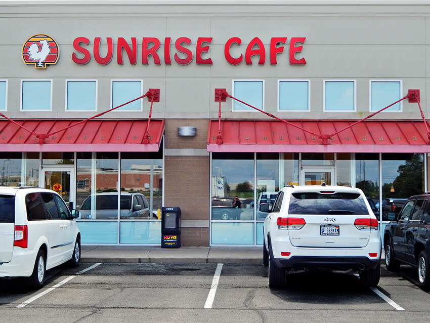 Sunrise Cafe Fishers IN